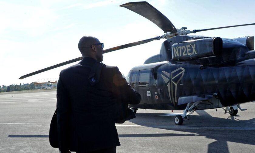 Κόμπι Μπράιαντ: Τα 250 δευτερόλεπτα προς τον θάνατο - Η σύσταση στον πιλότο: «Πετάς χαμηλά» (vid)