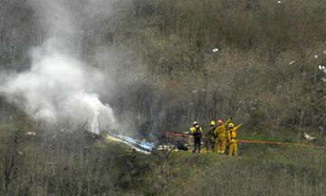 Κόμπι Μπράιαντ: Με Sikorsky S-76B πέταξαν προς το θάνατο 20 άτομα τα τελευταία 7 χρόνια