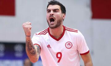 Volley League  ανδρών: Ολυμπιακός-ΠΑΟΚ  3-1 : Ακλόνητος στην κορυφή μέσω VAR (βαθμολογία,highlights)