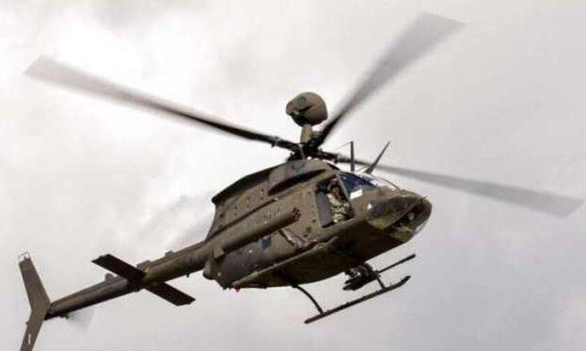 Κατέπεσε κι άλλο ελικόπτερο! Έρευνες για διασωθέντες