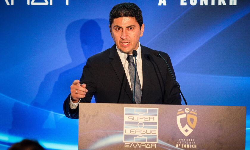 Ο Αυγενάκης για την απόφαση της ΕΕΑ: «Δεν είναι δυνατόν να επιβάλλεται...» (pic)