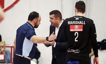 Volleyleague:Ολυμπιακός- ΠΑΟΚ 3-1: Ο πόντος που πήρε ο Ολυμπιακός από το VAR για το 25-25! (vid)