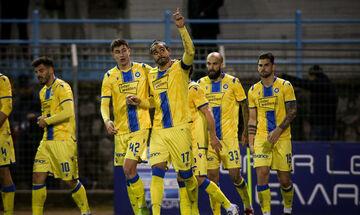 Λαμία-Αστέρας Τρίπολης 1-1: Παλικαρίσιο βαθμό οι Αρκάδες (Highlights)