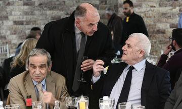 Στην κοπή πίτας της ΕΠΣΑΝΑ Μελισσανίδης, Θωμάς (pics)