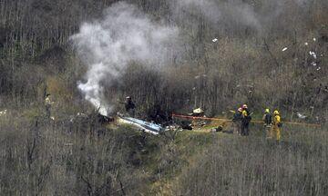Κόμπι Μπράιαντ: Ανασύρθηκαν τρεις σοροί από το ελικόπτερο
