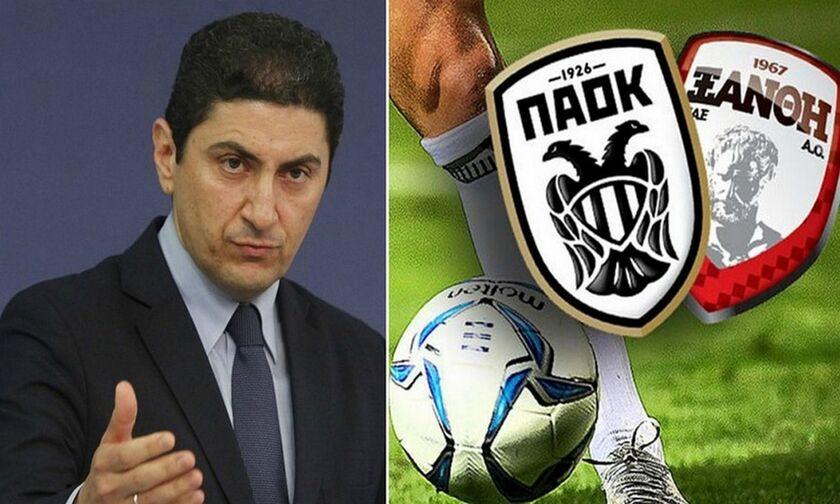ΣΥΡΙΖΑ κατά Αυγενάκη: «Τραγικοί πολιτικοί χειρισμοί οδηγούν το ελληνικό ποδόσφαιρο στο χάος»