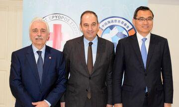 Cosco: Το λιμάνι του Πειραιά θα γίνει ένα από τα μεγαλύτερα της Ευρώπης