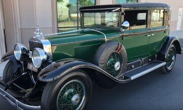 Πόσα πιάνει το αυτοκίνητο του Al Capone; (pics, vid)