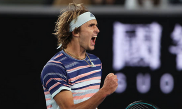 Australian Open: Ο Ζβέρεφ στους «4», νίκησε τον Βαβρίνκα