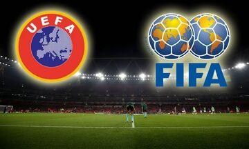 Η ελληνική Βουλή ψηφίζει, τις UEFA και FIFA τις ρωτήσαμε;