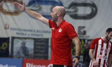 Ζαραβίνας: «Είναι μια δύσκολη στιγμή για την ομάδα»