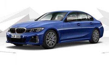Αυτή είναι η νέα BMW Μ340d Sedan & Touring