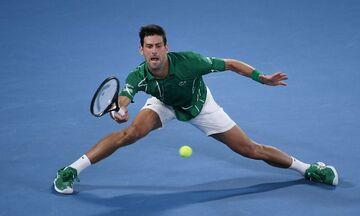 Australian Open: Στον τελικό ο Τζόκοβιτς, 3-0 τον Φέντερερ