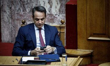 Live Streaming: Βουλή: Ο Κυριάκος Μητσοτάκης, στη Βουλή για το ελληνικό ποδόσφαιρο