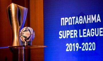 Το tweet της Super League για τα περί διακοπής του πρωταθλήματος (pic)