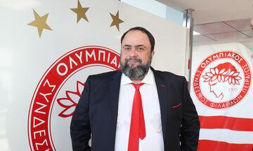 Tι είπε ο Μαρινάκης στους παίκτες του Ολυμπιακού για την υπόθεση ΠΑΟΚ-Ξάνθη