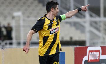 ΑΕΚ - Aστέρας Τρίπολης 2-0: Ένα τρίλεπτο έφτανε (highlights)