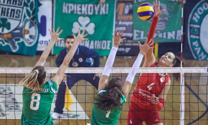 Αποτέλεσμα εικόνας για Παναθηναϊκός - Ολυμπιακός Κύπελλο Ελλάδας Γυναικών