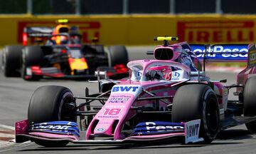 Η Aston Martin αποχωρεί από τη Red Bull και πάει στη Racing Point