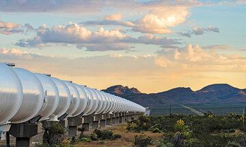Ταξίδι με 1.200 χλμ/ώρα στο Ντουμπάι με το Virgin Hyperloop One