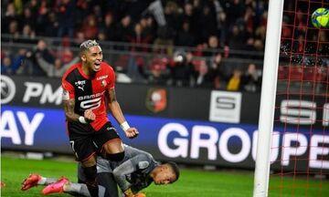 Ligue 1: Επική ανατροπή η Ρεν
