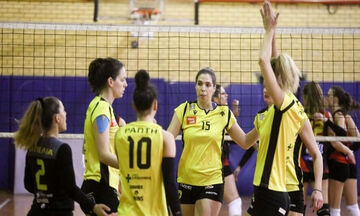 Volley League γυναικών: Live Streaming: ΑΕΚ-Αμαζόνες (18.45)
