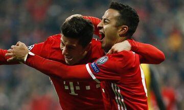 Bundesliga: Έπιασε κορυφή η Μπάγερν, στο «Χ» οι Λειψία και Γκλάντμπαχ! (highlights)