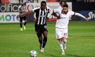 ΟΦΗ - Λάρισα 0-0: Κράτησε το «μηδέν» ο Κρίστινσον (highlights)