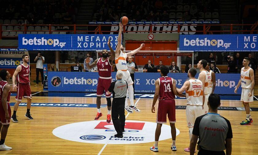 Προμηθέας - Ήφαιστος 81-61: Εύκολη νίκη με MVP Μαυροκεφαλίδη (highlights)