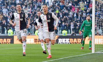 Serie A: Νίκη χωρίς να εντυπωσιάσει η Γιουβέντους, 3-0 τη Φιορεντίνα (βαθμολογία, αποτελέσματα)