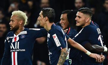 Ligue 1: Η Παρί «γάζωσε» τη Μονπελιέ με πέντε γκολ! (αποτελέσματα, βαθμολογία)