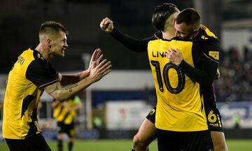 Ατρόμητος - ΑΕΚ 0-1: Επιστροφή στις νίκες (highlights)