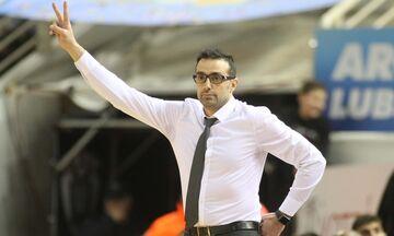 ΠΑΟΚ: Παραιτήθηκε ο Χαραλαμπίδης