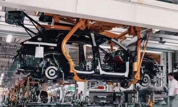 Σε πόσες μέρες παράγεται μια Bentley Bentayga;