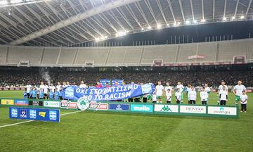 Παναθηναϊκός-ΠΑΟΚ 2-0: «Εκεί-εκεί στη Β' Εθνική»