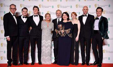 Σάρωσε στα «BAFTA» το «1917» - Ο Χοακίν Φίνιξ το βραβείο α΄ ανδρικού ρόλου