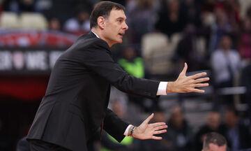 Μπαρτζώκας: «Η Ζαλγκίρις παίζει με επαφές και με τους... διαιτητές»