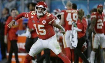 Super Bowl: Νικητές για δεύτερη φορά οι Κάνσας Σίτι Τσιφς (vids)