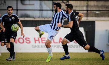 Super League 2: Δύσκολη νίκη για Πλατανιά και Απόλλωνα Σμύρνης (βαθμολογία, highlights)