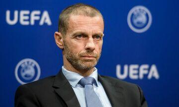 Ο πρόεδρος της UEFA, Tσεφερίν αποδέχθηκε την πρόταση Μητσοτάκη κι έρχεται στην Αθήνα