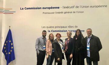 Ολυμπιακός: Παρών στις αθλητικές πρωτοβουλίες της Ευρωπαϊκής Επιτροπής