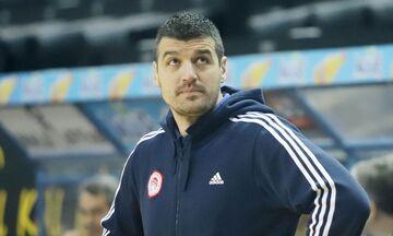 Παντελάκης: «Θέλουμε το 5ο συνεχόμενο Κύπελλο Ελλάδας!»