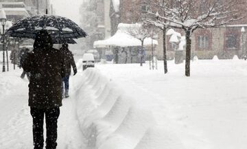 Έκτακτο δελτίο επιδείνωσης καιρού: Απότομη πτώση της θερμοκρασίας, χιόνια, καταιγίδες!