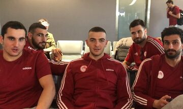LEN Champions League: Ο Ολυμπιακός πέταξε για Ντουμπρόβνικ