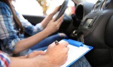 Tα νέα παράβολα για δίπλωμα οδήγησης - Σε ισχύ από τις 10 Φεβρουαρίου