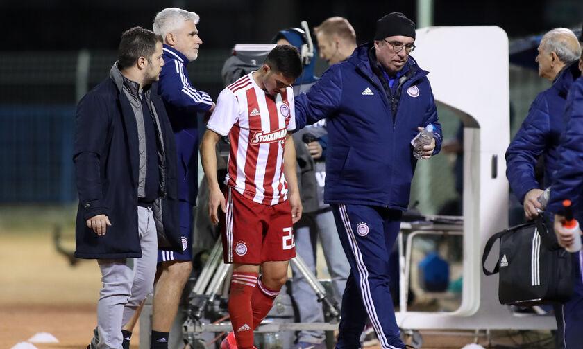 Λαμία-Ολυμπιακός 0-0: Καμία ανησυχία για Λοβέρα