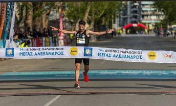 Ιάσων Ιωαννίδης: «Ο Μαραθώνιος Μέγας Αλέξανδρος είναι ο καλύτερος στην Ελλάδα»