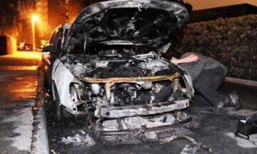 Έκαψαν το αυτοκίνητο εκδότη