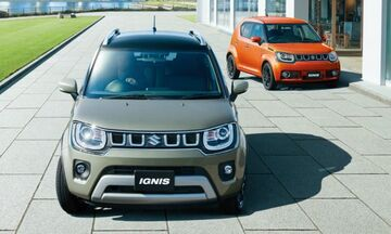 Ακόμα πιο περιπετειώδες το νέο Suzuki Ignis