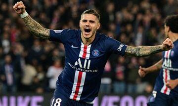 Ligue 1: Με Ικάρντι η Παρί, νίκες για Μονακό και Λιλ